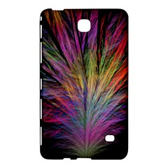 Fractal In Many Different Colours Samsung Galaxy Tab 4 (8 ) Hardshell Case
