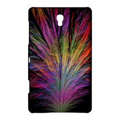 Fractal In Many Different Colours Samsung Galaxy Tab S (8.4 ) Hardshell Case