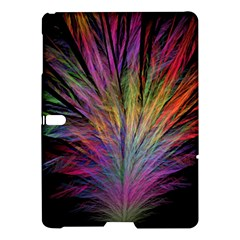 Fractal In Many Different Colours Samsung Galaxy Tab S (10 5 ) Hardshell Case