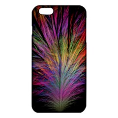 Fractal In Many Different Colours iPhone 6 Plus/6S Plus TPU Case