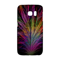 Fractal In Many Different Colours Galaxy S6 Edge