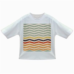 Abstract Vintage Lines Infant/toddler T Shirts