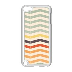 Abstract Vintage Lines Apple Ipod Touch 5 Case (white)