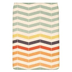 Abstract Vintage Lines Flap Covers (L)