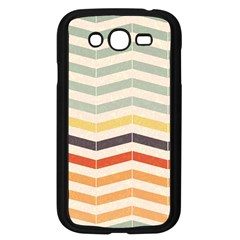 Abstract Vintage Lines Samsung Galaxy Grand DUOS I9082 Case (Black)