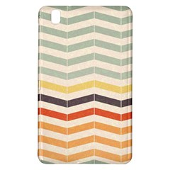 Abstract Vintage Lines Samsung Galaxy Tab Pro 8.4 Hardshell Case