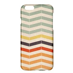 Abstract Vintage Lines Apple iPhone 6 Plus/6S Plus Hardshell Case