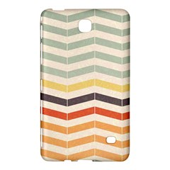 Abstract Vintage Lines Samsung Galaxy Tab 4 (7 ) Hardshell Case