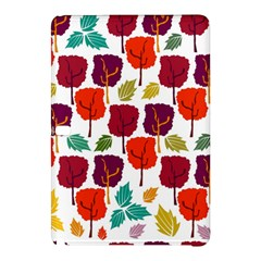 Colorful Trees Background Pattern Samsung Galaxy Tab Pro 12.2 Hardshell Case