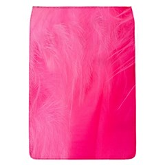Very Pink Feather Flap Covers (s)