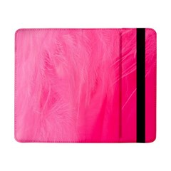 Very Pink Feather Samsung Galaxy Tab Pro 8.4  Flip Case