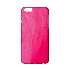Very Pink Feather Apple Iphone 6/6s Hardshell Case