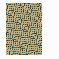 Abstract Seamless Pattern Large Garden Flag (Two Sides)