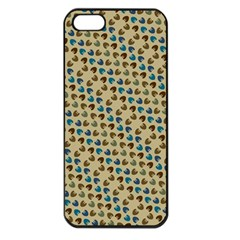 Abstract Seamless Pattern Apple iPhone 5 Seamless Case (Black)