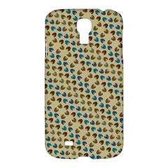 Abstract Seamless Pattern Samsung Galaxy S4 I9500/i9505 Hardshell Case