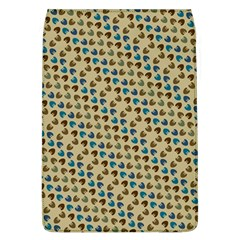 Abstract Seamless Pattern Flap Covers (L)