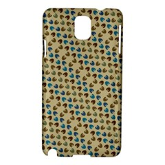 Abstract Seamless Pattern Samsung Galaxy Note 3 N9005 Hardshell Case