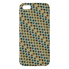 Abstract Seamless Pattern iPhone 5S/ SE Premium Hardshell Case