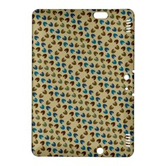 Abstract Seamless Pattern Kindle Fire HDX 8.9  Hardshell Case