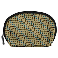 Abstract Seamless Pattern Accessory Pouches (Large)