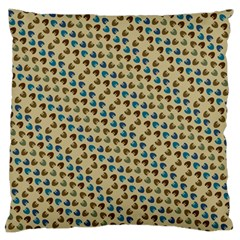 Abstract Seamless Pattern Standard Flano Cushion Case (Two Sides)