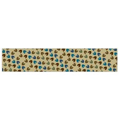 Abstract Seamless Pattern Flano Scarf (small)