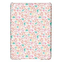 Geometric Abstract Triangles Background iPad Air Hardshell Cases