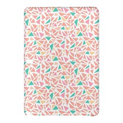 Geometric Abstract Triangles Background Samsung Galaxy Tab Pro 10 1 Hardshell Case