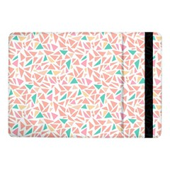 Geometric Abstract Triangles Background Samsung Galaxy Tab Pro 10.1  Flip Case
