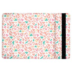 Geometric Abstract Triangles Background Ipad Air Flip