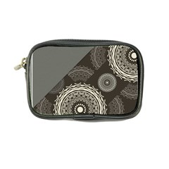 Abstract Mandala Background Pattern Coin Purse