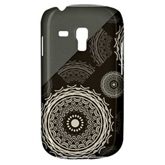 Abstract Mandala Background Pattern Galaxy S3 Mini