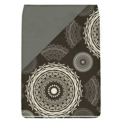 Abstract Mandala Background Pattern Flap Covers (S)