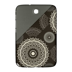 Abstract Mandala Background Pattern Samsung Galaxy Note 8.0 N5100 Hardshell Case