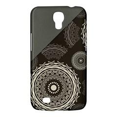 Abstract Mandala Background Pattern Samsung Galaxy Mega 6.3  I9200 Hardshell Case