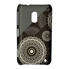 Abstract Mandala Background Pattern Nokia Lumia 620