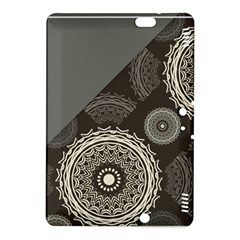 Abstract Mandala Background Pattern Kindle Fire HDX 8.9  Hardshell Case