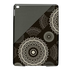 Abstract Mandala Background Pattern iPad Air 2 Hardshell Cases