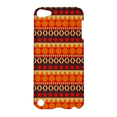 Abstract Lines Seamless Pattern Apple iPod Touch 5 Hardshell Case