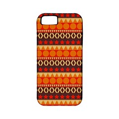 Abstract Lines Seamless Pattern Apple Iphone 5 Classic Hardshell Case (pc+silicone)