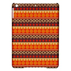 Abstract Lines Seamless Pattern iPad Air Hardshell Cases