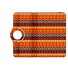 Abstract Lines Seamless Pattern Kindle Fire HDX 8.9  Flip 360 Case