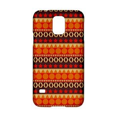 Abstract Lines Seamless Pattern Samsung Galaxy S5 Hardshell Case