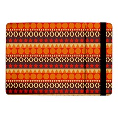 Abstract Lines Seamless Pattern Samsung Galaxy Tab Pro 10 1  Flip Case