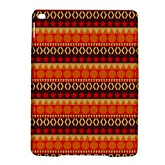 Abstract Lines Seamless Pattern iPad Air 2 Hardshell Cases