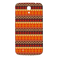 Abstract Lines Seamless Pattern Samsung Galaxy Mega I9200 Hardshell Back Case