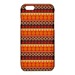 Abstract Lines Seamless Pattern iPhone 6/6S TPU Case