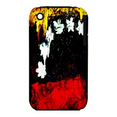 Grunge Abstract In Dark iPhone 3S/3GS