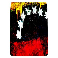 Grunge Abstract In Dark Flap Covers (S)