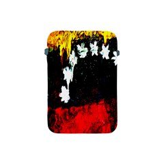 Grunge Abstract In Dark Apple iPad Mini Protective Soft Cases